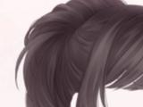 Cherry Ponytail