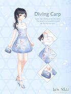 Diving Carp
