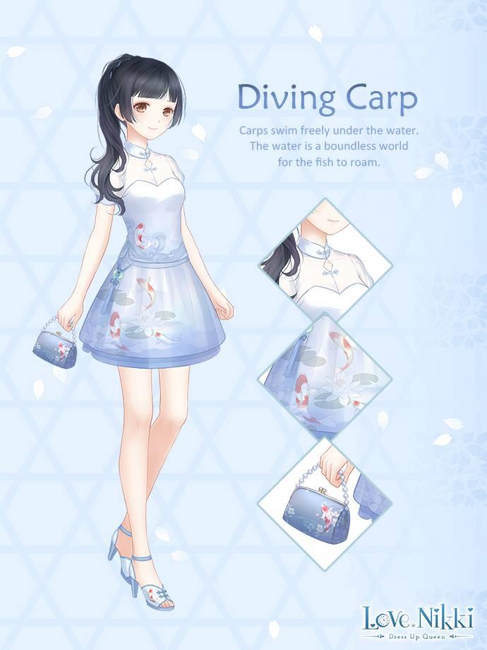 Diving Carp Love Nikki Dress Up Queen Wiki Fandom