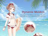 Dynamic Maiden