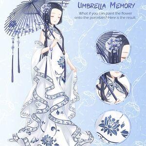 Umbrella Memory Eng