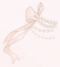 Bow Ribbon-Pale