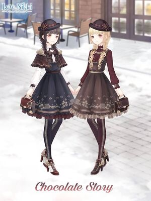 Chocolate Story Customizations