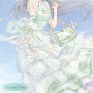 Cotton Cloud close up 2