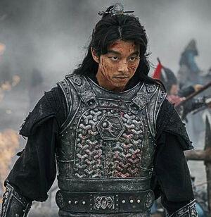 Goblin Kim Shin