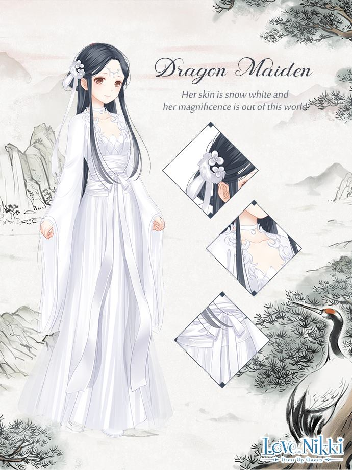 Dragon Maiden Love Nikki Dress Up Queen Wiki Fandom