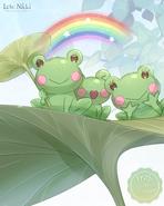 Frog in Monsoon 2