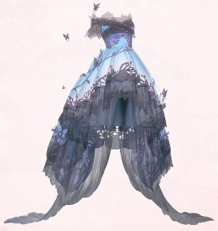 Butterfly Change-Night