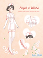 Angel in White