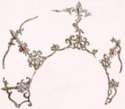 Broken Silver Crown