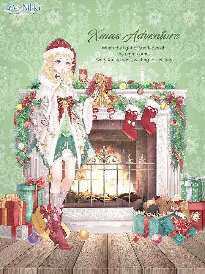 Love Nikki Christmas Suits 2020 Christmas Adventure | Love Nikki Dress UP Queen! Wiki | Fandom