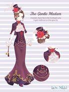 The Gentle Madam