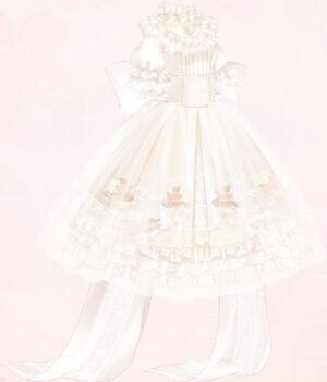 Childlike Love Dress
