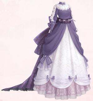 Swallow Tail Dress