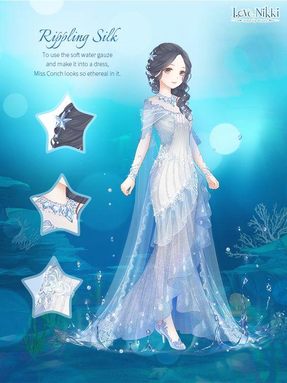 Rippling Silk Love Nikki Dress Up Queen Wiki Fandom