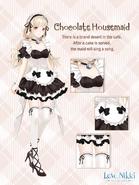 Chocolate Housemaid