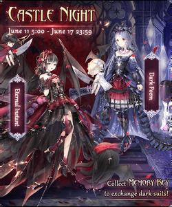 Night Castle Event