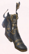 Gold Edge Boots