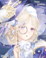 Starry Fantasy 1