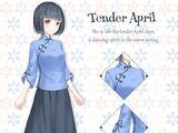 Tender April