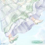 Cotton Cloud close up 3