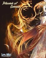 Phoenix of Genesis Recolor Closeup 2