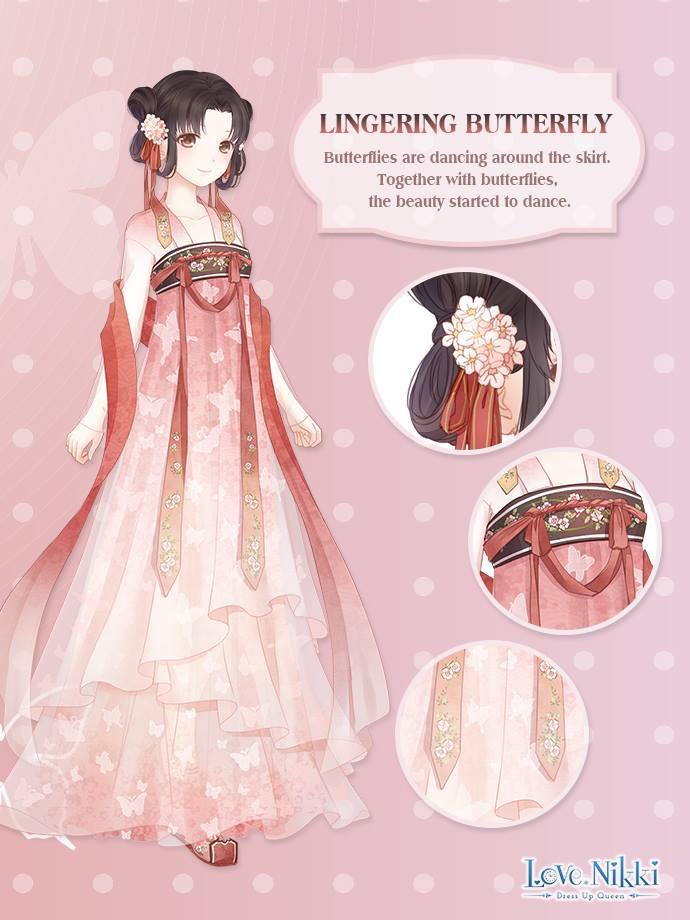 Lingering Butterfly Love Nikki Dress Up Queen Wiki