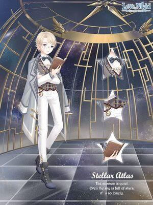 Stellar Atlas
