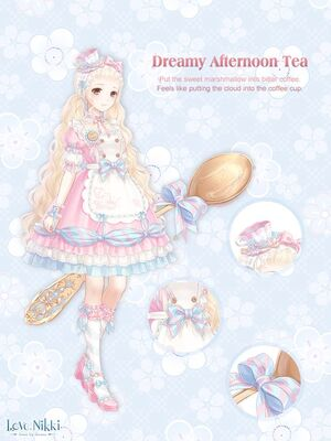 Dreamy Afternoon Tea