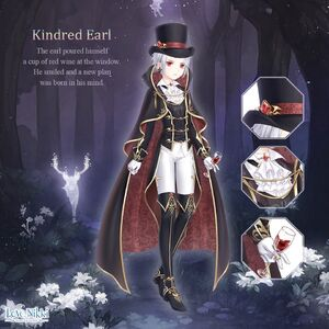 Kindred Earl