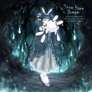 Snow Hare Dream