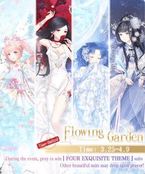 Flowing Garden Event