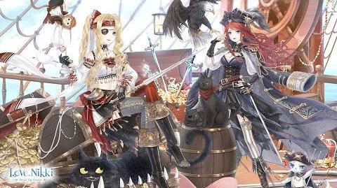 Love Nikki-Dress Up Queen Sail of Hunt, Sea of Joy