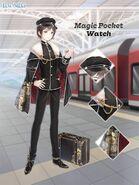 Magic Pocket Watch