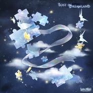 Lost in Dreamland background