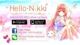 Hello Nikki - Let's Beauty Up