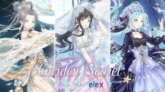 Love Nikki-Dress Up Queen Garden Secret