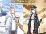 Storm Gemini Battle