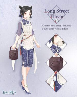 Long Street Flavor