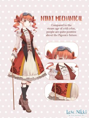 Nikki Mechanical