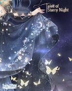 Tales of Starry Night close up 2