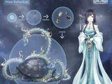 Dreamland - Ming Shuiyuan/Moon Reflection