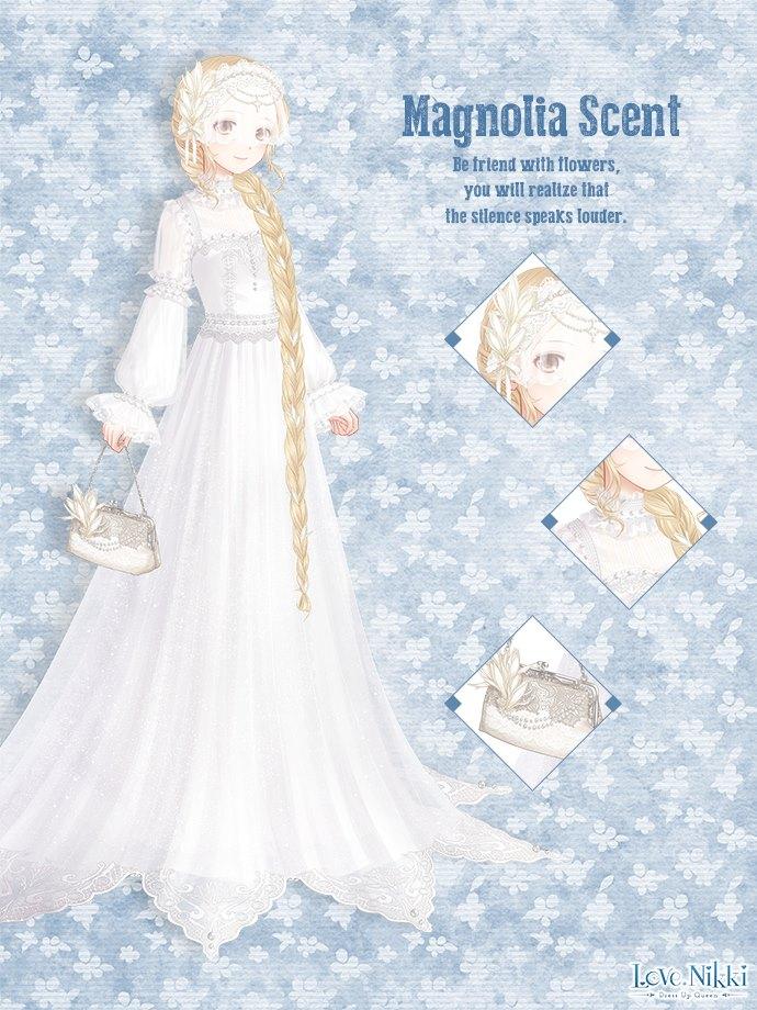 Magnolia Scent Love Nikki Dress Up Queen Wiki Fandom