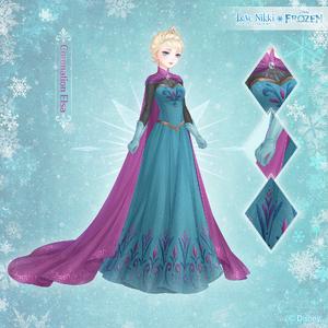 Coronation Elsa