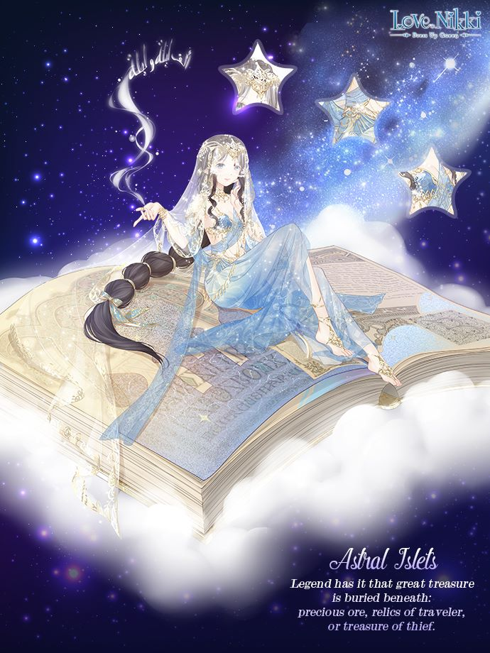 Astral Islets Love Nikki Dress Up Queen Wiki Fandom