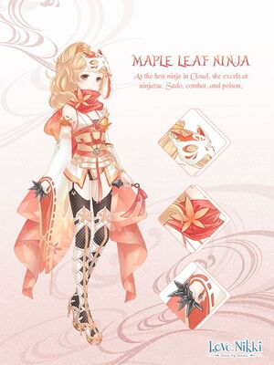 Maple Leaf Ninja
