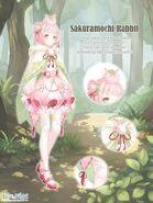 Sakuramochi Rabbit