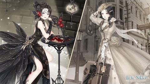 Love Nikki-Dress Up Queen Butterfly Mystery