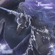 Pegasus's Dream close up 3