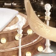 Blessed Time close up 1